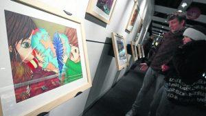 Exposición FNAC