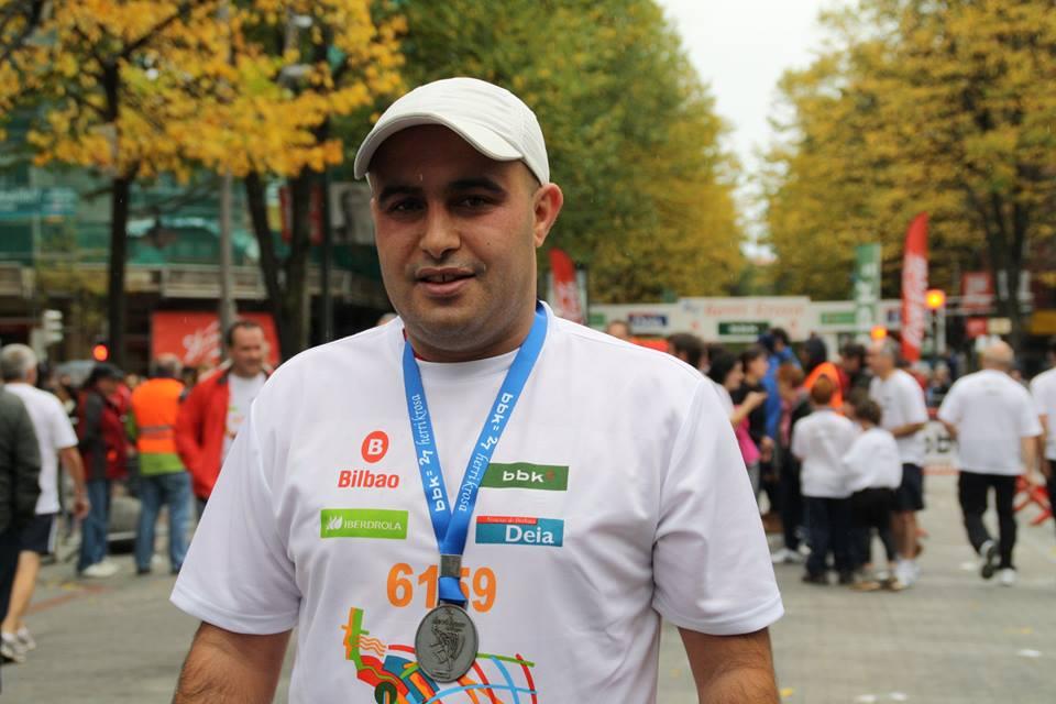 Herri Krosa Bilbao trofeo participantes